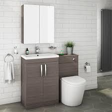 modern sink vanity. Contemporary Sink Brooklyn Grey Avola Modern Sink Vanity Unit  Toilet Package With