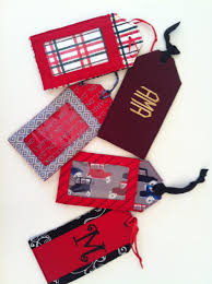 Project - Luggage Tags | Singer Sewing & Luggage Tags Adamdwight.com