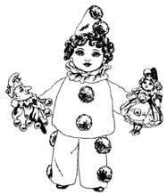 人形の型とりはちょっと得意 シェラブドール