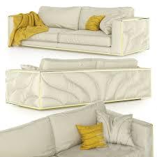 3d models: Sofa - Nathan Anthony Laurent Brand Usa Sofa