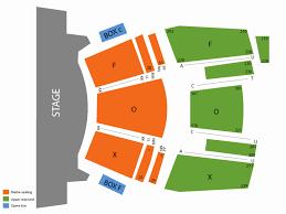 foxwoods grand theater seating chart fox theater at foxwoods resort seating chart and