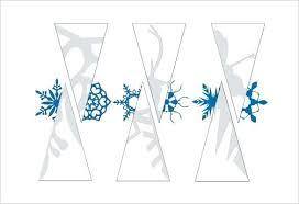 Snowflakes Template Pdf Snowflakes Cut Out Template Woodnartstudio Co