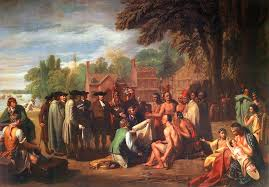 william penn s treaty with the indians 1771
