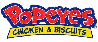popeyes fried chicken logo. Plain Chicken Popeyeu0027s Fried Chicken For Popeyes Logo