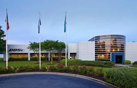 bose headquarters. next bose headquarters