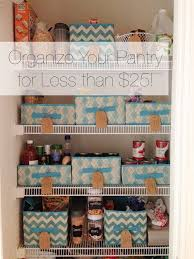 diy dollar pantry organization