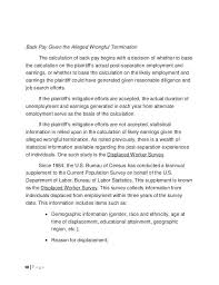 Letter To Employer After Termination