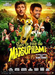 S_X Knowledge and Fun: Film HOUBA On the Trail of the Marsupilami Bluray