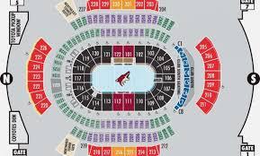Arizona Cardinals Seating Chart Map Seatgeek C4bb767bbd5