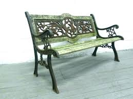 cast iron and wooden benches cast iron and wood garden bench cast iron garden bench wrought