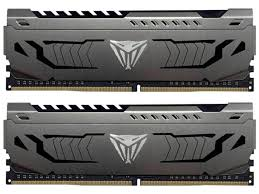 Модуль памяти Patriot Memory DDR4 DIMM 3400MHz PC4 27200 ...