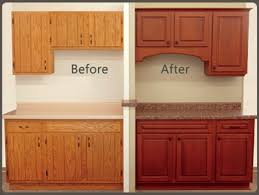 Refinishing Old Kitchen Cabinets Best Kitchen Gallery Small Black