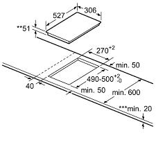 Bếp Domino Từ BOSCH PIB 375FB1E - Bếp giá rẻ tp.hcm