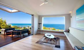 modern beach house furniture. Modern Beach House Interior With Water View Furniture