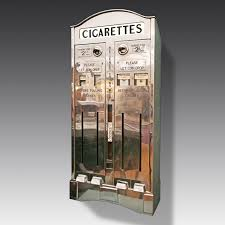 Old Cigarette Vending Machine Fascinating Spark Up Your Living Room How A Vintage Cigarette Machine Will Add