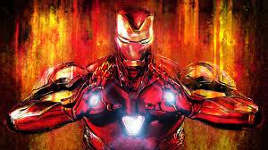 Avengers: Endgame Iron Man 8K Wallpaper ...