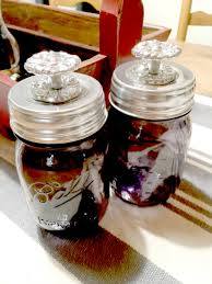 Decorative Jars With Lids Homeroad How to Make Decorative Lids for Mason Jars 57
