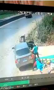 بالفيديو والصور.. اختطاف طفل وسحل سيدة بالمحلة - Intime