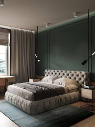 Natural Bedroom Interior Design Interior Design Using Moody Colours And Natural Materials