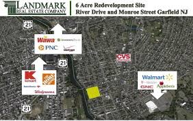 Walmart Garfield Nj 290 River Dr Garfield Nj 07026 Retail For Lease On Cityfeet Com