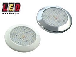 ultra low profile 12v led interior light