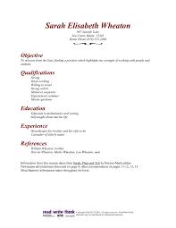 Resume Sample For Housekeeping Job In Hospital Inspirationa
