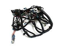 lt1 engine harness nos gm 1995 lt1 corvette zf s6 40 6 speed engine wiring harness w