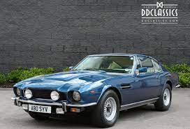 Aston Martin V8 Oscar India Mk Iv Auto Rhd