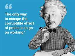 Albert Einstein's Best Quotes Reveal His Genius Business Insider Adorable Albert Einstein Quotes