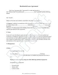Rent To Own Property Agreement Template Suryoye Info