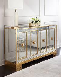 neiman marcus felix fourdoor mirrored console contemporary mirrored furniture47 contemporary