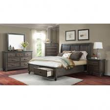 gray bedroom furniture.  Gray High Society Chatham Collection 6piece Queen Stor On Gray Bedroom Furniture M