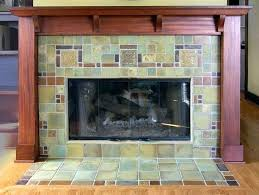 craftsman style fireplace surround mission style fireplace mantle bookcases contemporary craftsman style tile fireplace surround