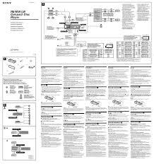lozeman info diagrams wiring diagram sony cdx m630