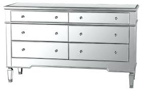 contemporary mirrored furniture. Mirrored Furniture Dresser Bedroom 6 Drawer Finish Contemporary Dressers Value City . T