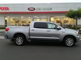 2013 Used Toyota Tundra CrewMax 5.7L V8 6-Spd AT Platinum (Natl ...