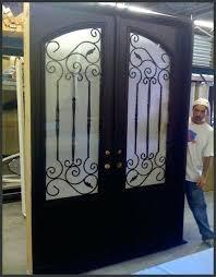 exterior doors inserts exterior doors with glass