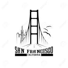 Logo Designer San Francisco Skyline Of San Francisco Design Template