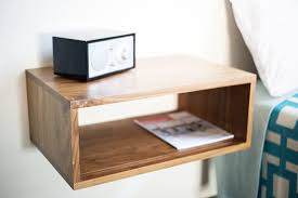 Wall Mounted End Tables Custom Wall Mounted Side Table Design Decoration