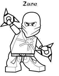 Lego Ninjago Coloring Pages Zane Coloring Pages Coloring Page Zane