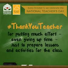 national teachers month home facebook image contain text