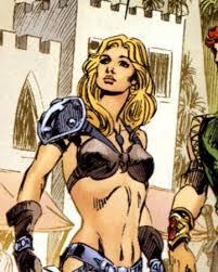 Alysha Grant (New Earth)   DC Database   Fandom
