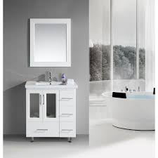 Vanity Bathroom Set Ariel Cambridge 37 Single Sink Vanity Set W Right Offset Sink In