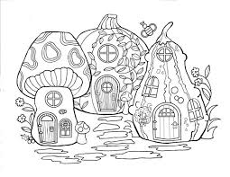 Small Picture Printable House Coloring Pages For Kids School Easy Color Page