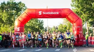 Toronto Waterfront Marathon Elevation Chart Calgary Marathon Set For Sunday On Flat And Fast New Route