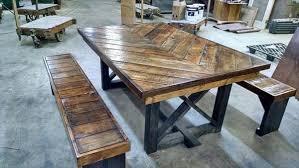 diy pallet kitchen table