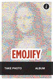 Emoji Art App Emojify Photo Pixels Into Ascii Style Emoji Art Emojis Art