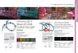 Chauvet Rgb Color Chart Led Decorative Light String Series Pdf
