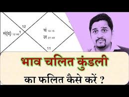 Free Nirayana Bhava Chalit Chart Bhava Chart Chalit Chart Janma Kundali Free Astrology
