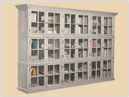 ikea billy bookcase with glass doors interior design
